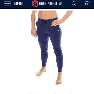 Born Primitive joggers size XSmall